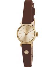 Radley RY2052 tan relógio com pulseira de couro das senhoras do vintage