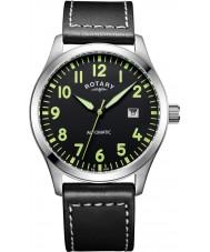 Rotary GS00659-19 Relógio para homens