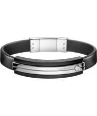 Calvin Klein KJ8AMB290100 Bracelete dos homens poderosa
