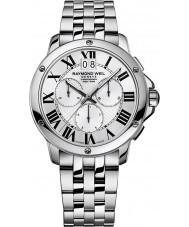 Raymond Weil 4891-ST-00650 Relógio de tango para homem