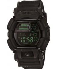 Casio GD-400MB-1ER Mens g-choque matt resina preta relógio de pulseira