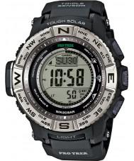 Casio PRW-3500-1ER Mens pro trek cerro sensor de triple relógio Lejia