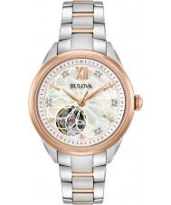 Bulova 98P170 Relógio automático de senhoras