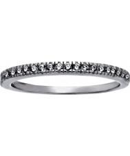 FROST by NOA 145040-56 Senhoras anel de prata com zircônia cúbica - tamanho p
