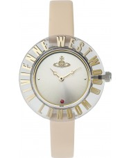 Vivienne Westwood VV032BG Relógio de clareza das senhoras