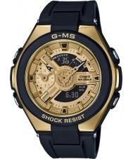 Casio MSG-400G-1A2ER Ladies baby-g watch