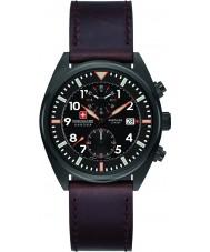 Swiss Military SM34302AEU-H03S Relógio do esquadrão dos homens