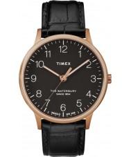 Timex TW2R96000 Mens waterbury assistir