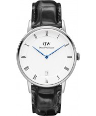 Daniel Wellington DW00100117 34 milímetros Dapper lendo relógio de prata