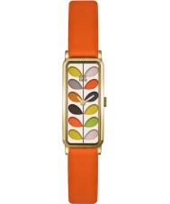 Orla Kiely OK2156 Relógio de caule das senhoras