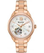 Bulova 97P121 Relógio automático de senhoras