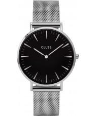 Cluse CL18106 Ladies La Boheme relógio malha