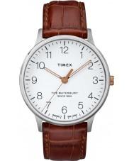 Timex TW2R95900 Mens waterbury assistir