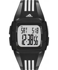 Adidas Performance ADP6093 Duramo midsize relógio digital preto branco