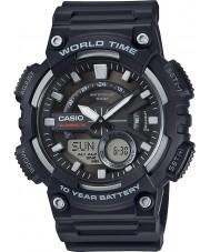 Casio AEQ-110W-1AVEF Relógio de coleção de homens