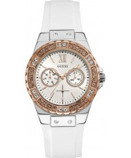 Guess W1053L2 Relógio das luzes das senhoras