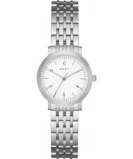 DKNY NY2509 Senhoras prata Minetta pulseira de aço relógio