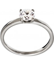 Edblad 83239 Ladies roma anel de aço - tamanho l (xs)