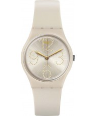 Swatch GT107 Relógio sheerchic senhoras