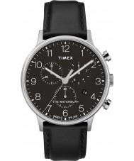 Timex TW2R96100 Mens waterbury assistir