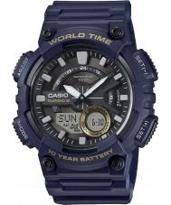 Casio AEQ-110W-2AVEF Relógio de coleção de homens