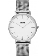 Cluse CL18105 Ladies La Boheme relógio malha