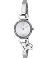 Radley RY4071 Ladies Aldgate prata stee metade da pulseira de relógio
