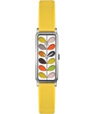 Orla Kiely OK2158 Relógio de caule das senhoras