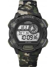 Timex T49976 Mens camo expedição relógio choque base de cronógrafo