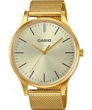 Casio LTP-E140G-9AEF Relógio de coleção de senhoras