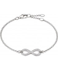 Thomas Sabo A1310-051-14 Ladies eternity of love infinidade bracelete de prata