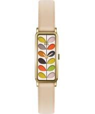 Orla Kiely OK2162 Relógio de caule das senhoras