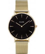 Cluse CL18110 Ladies La Boheme relógio malha