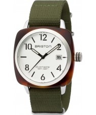 Briston 16240-SA-T-2-NGA Relógio clássico Clubmaster