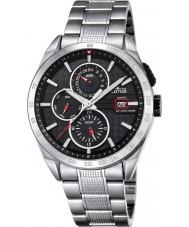 Lotus L18244-6 Mens Watch multifunções prata