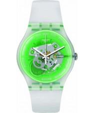 Swatch SUOK131 Relógio verde