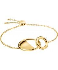 Calvin Klein KJ8GJB100100 Bracelete fechado das senhoras