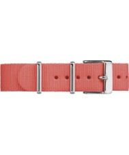 Timex TW7C07500 cinta de nylon coral fairfield Weekender