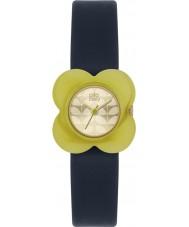Orla Kiely OK2168 Relógio de papoila das senhoras