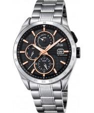 Lotus L18244-7 Mens Watch multifunções prata