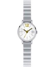 Orla Kiely OK4005 Ladies frankie relógio pulseira de aço de prata