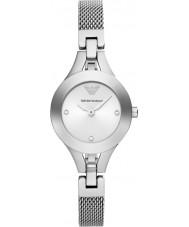 Emporio Armani AR7361 Ladies malha de aço relógio de vestido pulseira