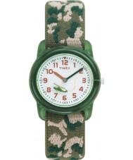 Timex T78141 relógio camuflagem crianças