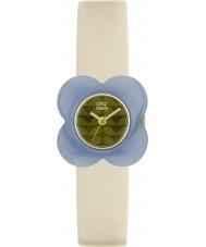 Orla Kiely OK2169 Relógio de papoila das senhoras