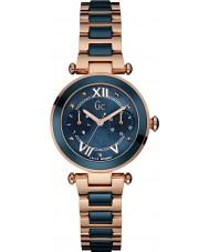 Gc Y06009L7 Lady relógio chique