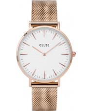 Cluse CL18112 Ladies La Boheme relógio malha