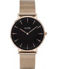 Cluse CL18113 Ladies La Boheme relógio malha