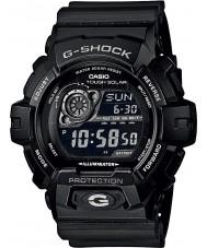 Casio GR-8900A-1ER Mens g-shock tempo do mundo preto relógio movido a energia solar