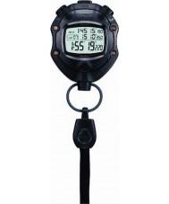 Casio HS-80TW-1EF cronómetro preto Digital
