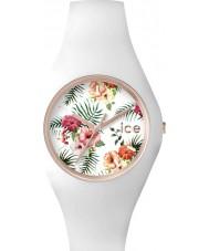 Ice-Watch 001295 Relógio feminino de flores de gelo